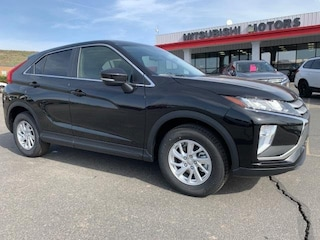 New 2019 Mitsubishi Eclipse Cross ES FWD CUV in Saint George, UT