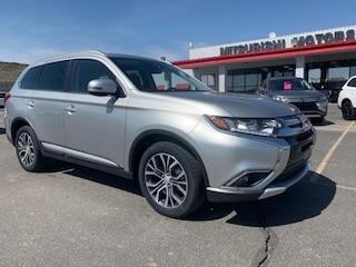 New 2018 Mitsubishi Outlander SEL AWD CUV in Saint George, UT