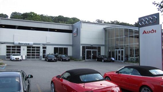 Palisades Audi New Audi Dealership In Nyack NY - Palisades audi