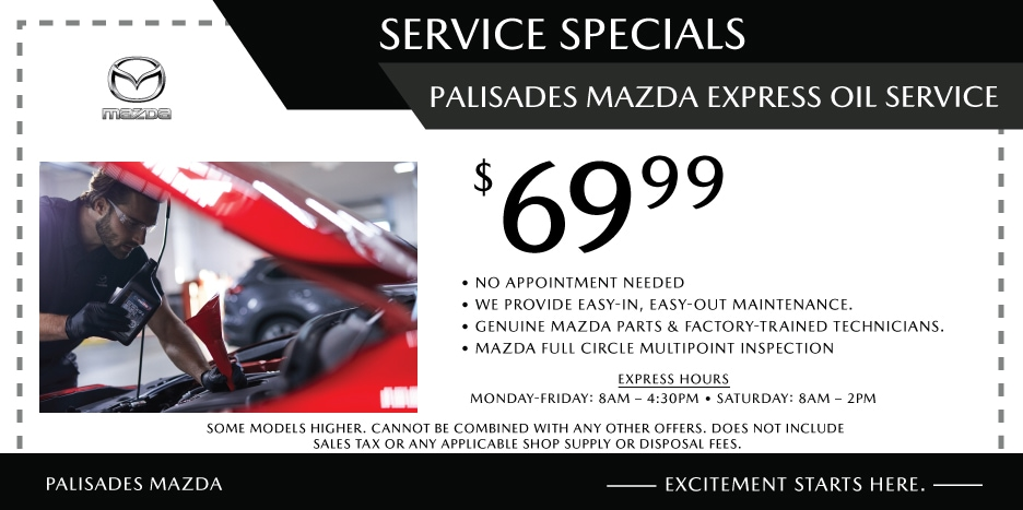 Express Oil Change Service