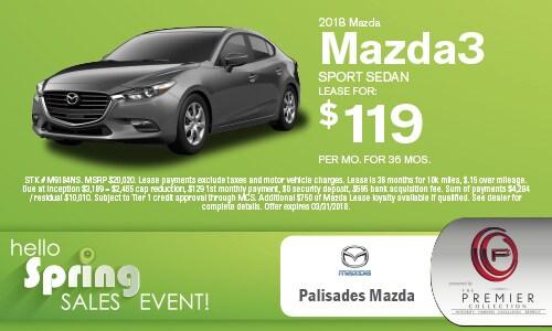 Palisades Mazda New Mazda Dealership In Nyack NY - Mazda dealership ny