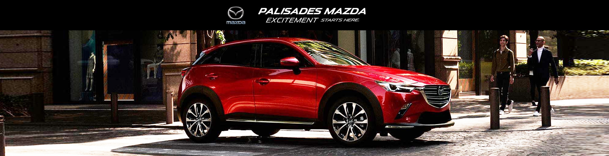 Mazda CX-3 lease deal image