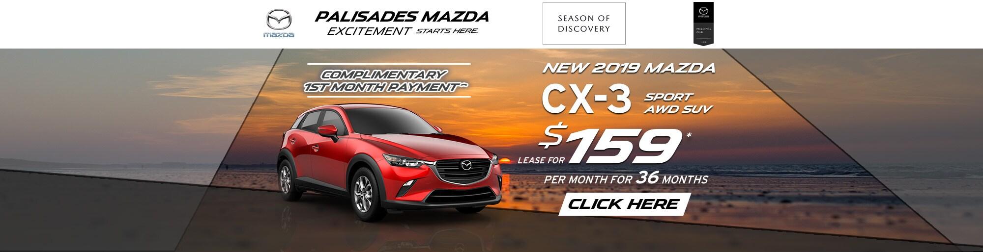 Palisades Mazda New Mazda Dealership In Nyack Ny 10960