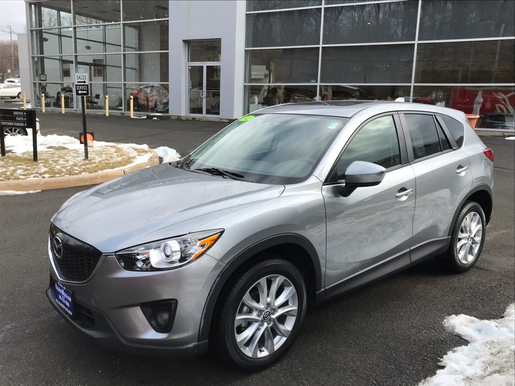2014 Mazda Mazda CX-5 Grand Touring SUV