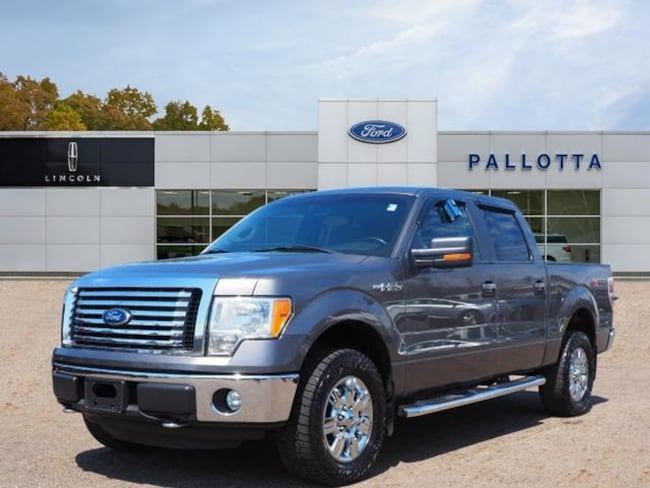 Used 2012 Ford F-150 XLT Truck for sale in Wooster, OH