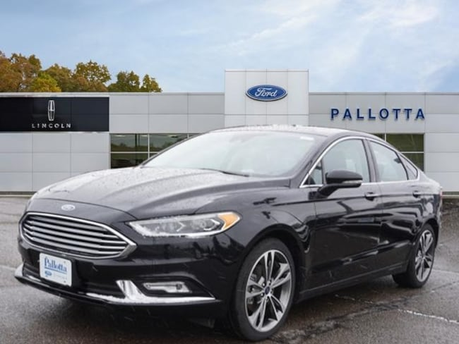 New 2017 Ford Fusion Titanium Sedan for sale/lease in Wooster, OH