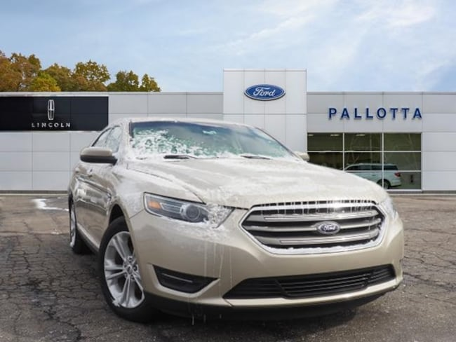 New 2018 Ford Taurus SEL Sedan for sale/lease in Wooster, OH