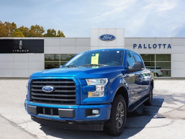 Certified Pre-Owned 2017 Ford F-150 XLT Truck for sale in Wooster, OH