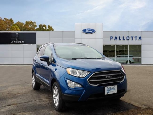 New 2018 Ford EcoSport SE Crossover for sale/lease in Wooster, OH