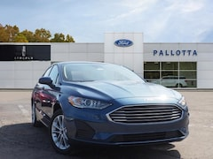 New 2019 Ford Fusion Hybrid Hybrid SE Sedan for sale in Wooster, OH