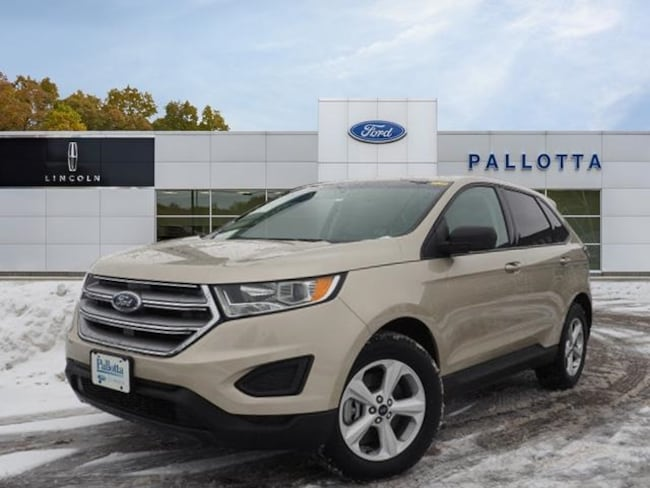 New 2018 Ford Edge SE Crossover for sale/lease in Wooster, OH