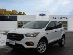 New 2018 Ford Escape S SUV for sale in Wooster, OH