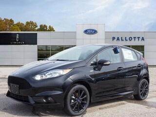 2019 Ford Fiesta ST-Line Hatchback