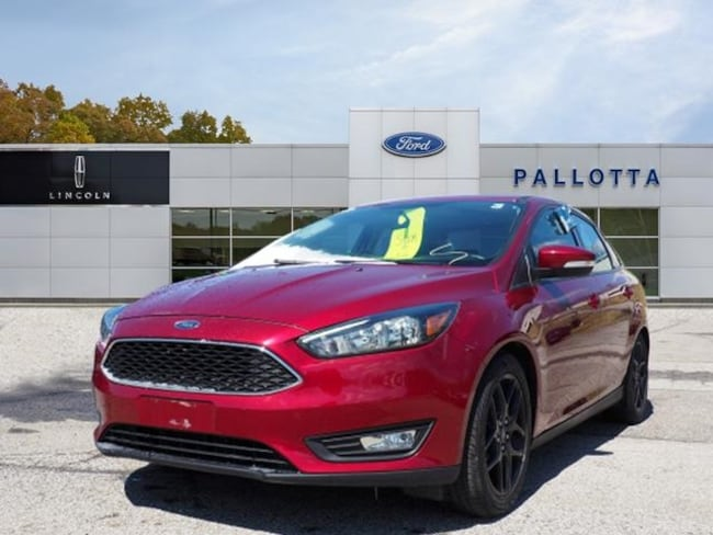 Certified Pre-Owned 2016 Ford Focus SE Sedan for sale in Wooster, OH