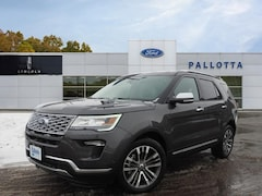 New 2019 Ford Explorer Platinum SUV for sale in Wooster, OH