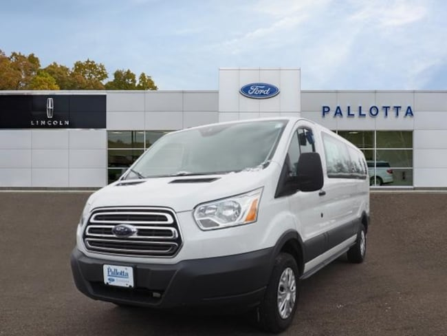 Certified Pre-Owned 2017 Ford Transit-350 XLT Wagon for sale in Wooster, OH