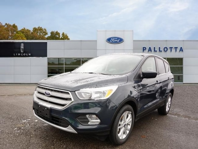 New 2019 Ford Escape SE SUV for sale/lease in Wooster, OH