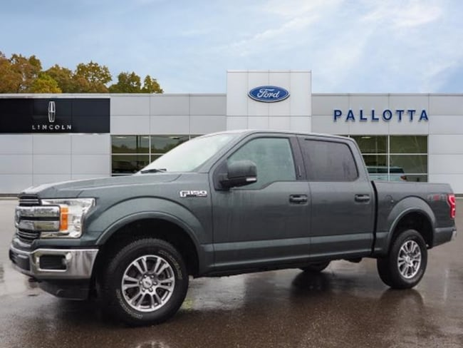 Certified Pre-Owned 2018 Ford F-150 Lariat Truck for sale in Wooster, OH