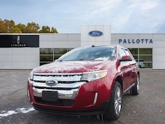 Pre-Owned 2013 Ford Edge Limited SUV for sale in Wooster, OH