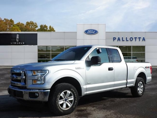 Certified Pre-Owned 2015 Ford F-150 XLT Truck for sale in Wooster, OH