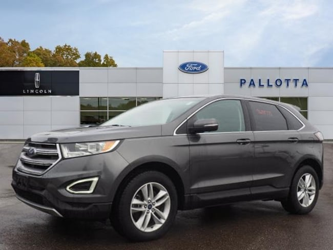 Certified Pre-Owned 2015 Ford Edge SEL SUV for sale in Wooster, OH