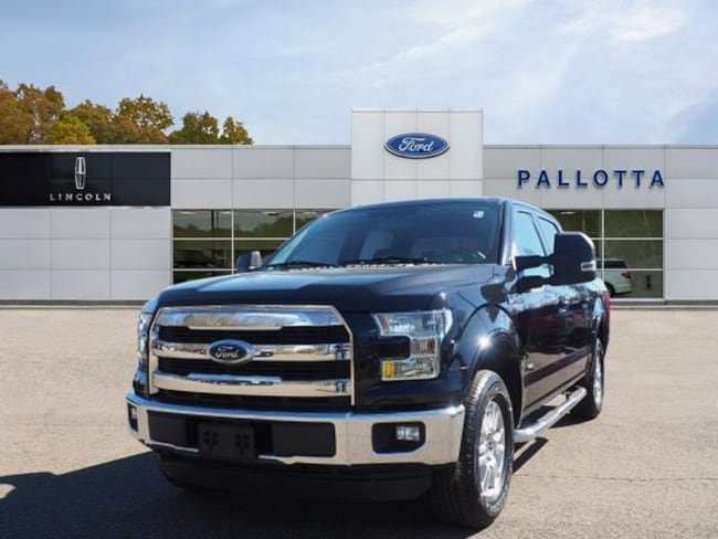 Certified Pre-Owned 2016 Ford F-150 Lariat Truck for sale in Wooster, OH