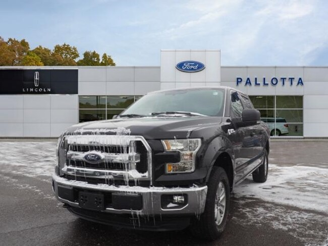 Certified Pre-Owned 2016 Ford F-150 XLT Truck for sale in Wooster, OH