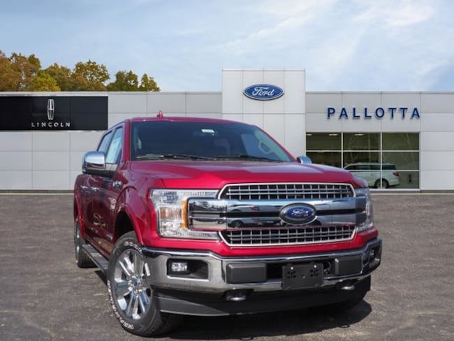 New 2018 Ford F-150 Lariat Truck for sale/lease in Wooster, OH