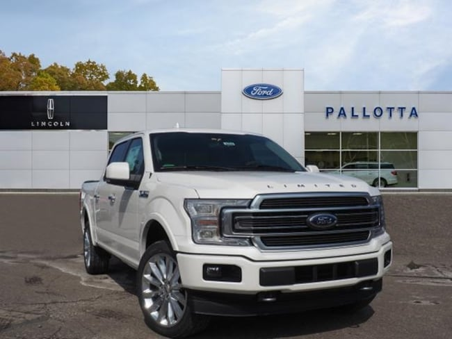 New 2019 Ford F-150 Limited Truck for sale/lease in Wooster, OH