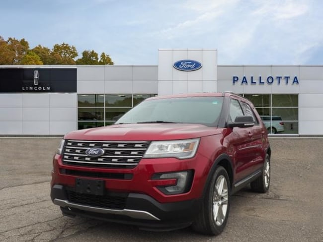 Certified Pre-Owned 2016 Ford Explorer XLT SUV for sale in Wooster, OH