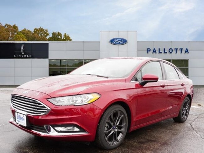 New 2018 Ford Fusion SE Sedan for sale/lease in Wooster, OH