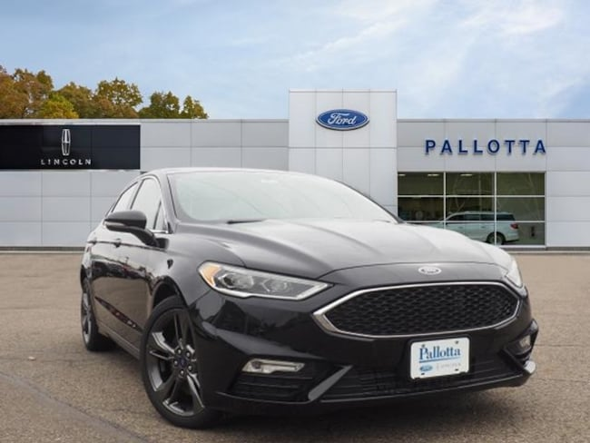 New 2017 Ford Fusion Sport Sedan for sale/lease in Wooster, OH