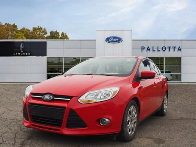 Used 2012 Ford Focus SE Sedan for sale in Wooster, OH