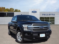 New 2018 Ford F-150 Platinum Truck for sale in Wooster, OH