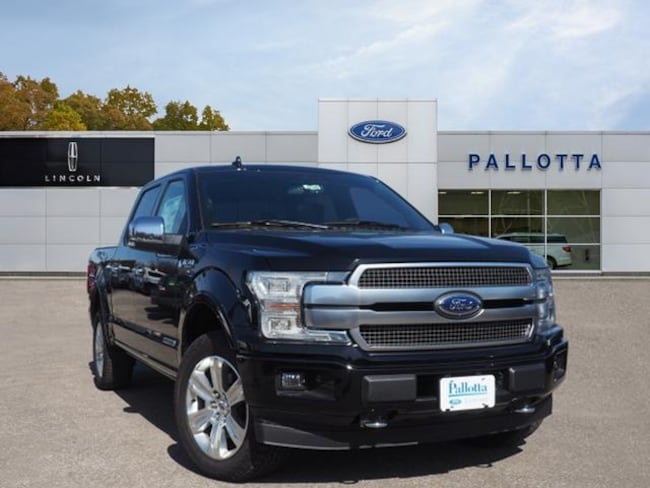 New 2018 Ford F-150 Platinum Truck for sale/lease in Wooster, OH