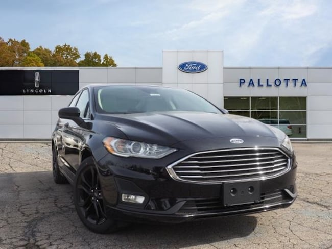 New 2019 Ford Fusion SE Sedan for sale/lease in Wooster, OH