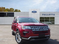 New 2019 Ford Explorer Limited SUV for sale in Wooster, OH