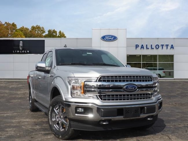 New 2019 Ford F-150 Lariat Truck for sale/lease in Wooster, OH