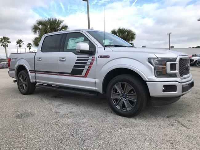 2018 Ford F-150 Lariat Truck SuperCrew Cab