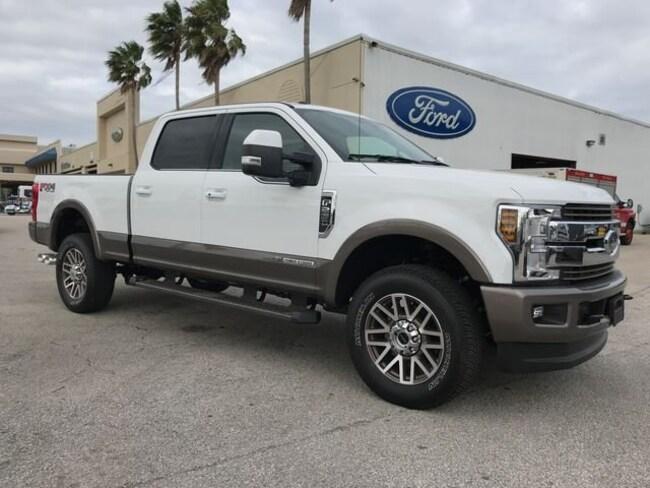 2018 Ford F-250 SRW Truck Crew Cab