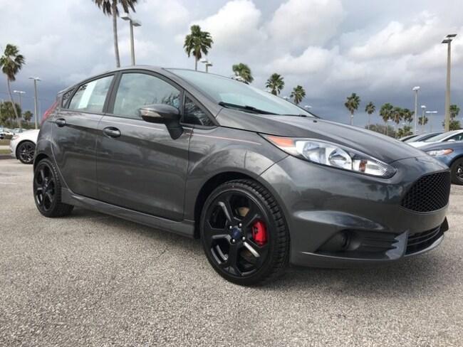 2018 Ford Fiesta ST Hatchback