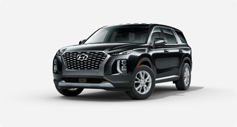 Black Hyundai Palisade For Sale in West Palm Beach Florida