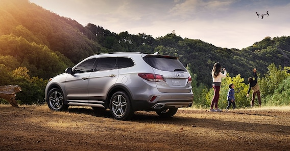 west-palm-beach-hyundai-santa-fe-test-drive