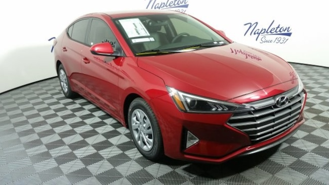 2020 Hyundai Elantra SE Sedan in West Palm Beach, FL
