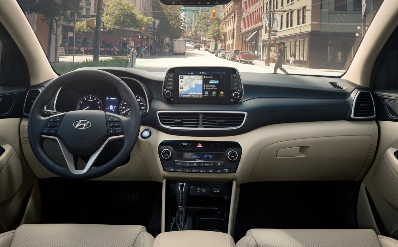 west-palm-beach-hyundai-tucson-technology