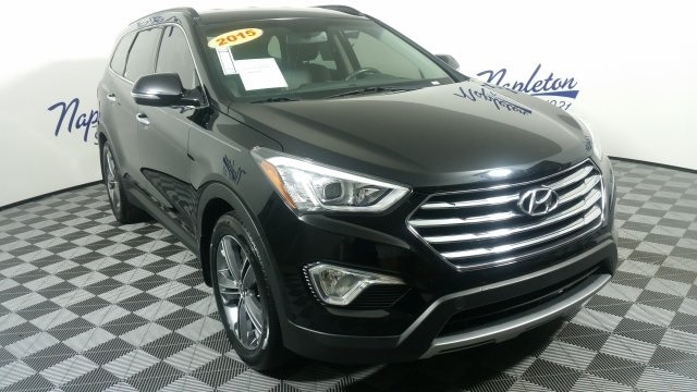 Certified Used 2015 Hyundai Santa Fe Limited For Sale West