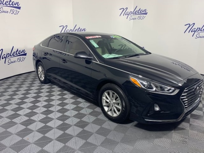 2019 Hyundai Sonata SE Sedan in West Palm Beach, FL