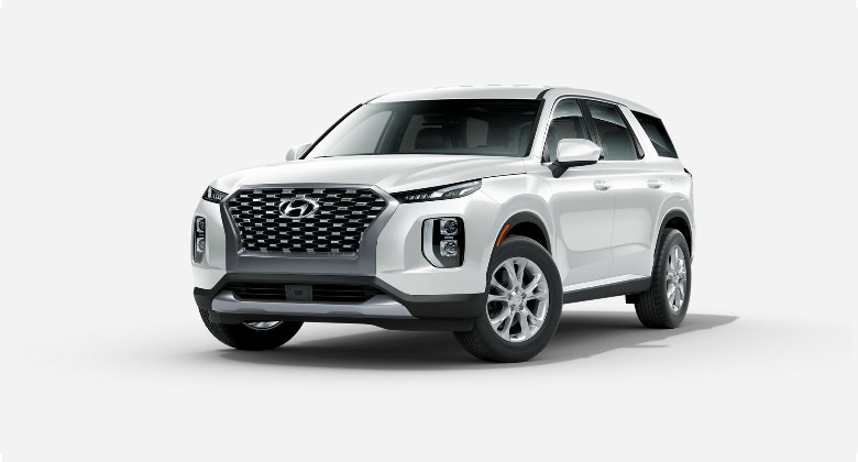 White Hyundai Palisade For Sale in West Palm Beach Florida