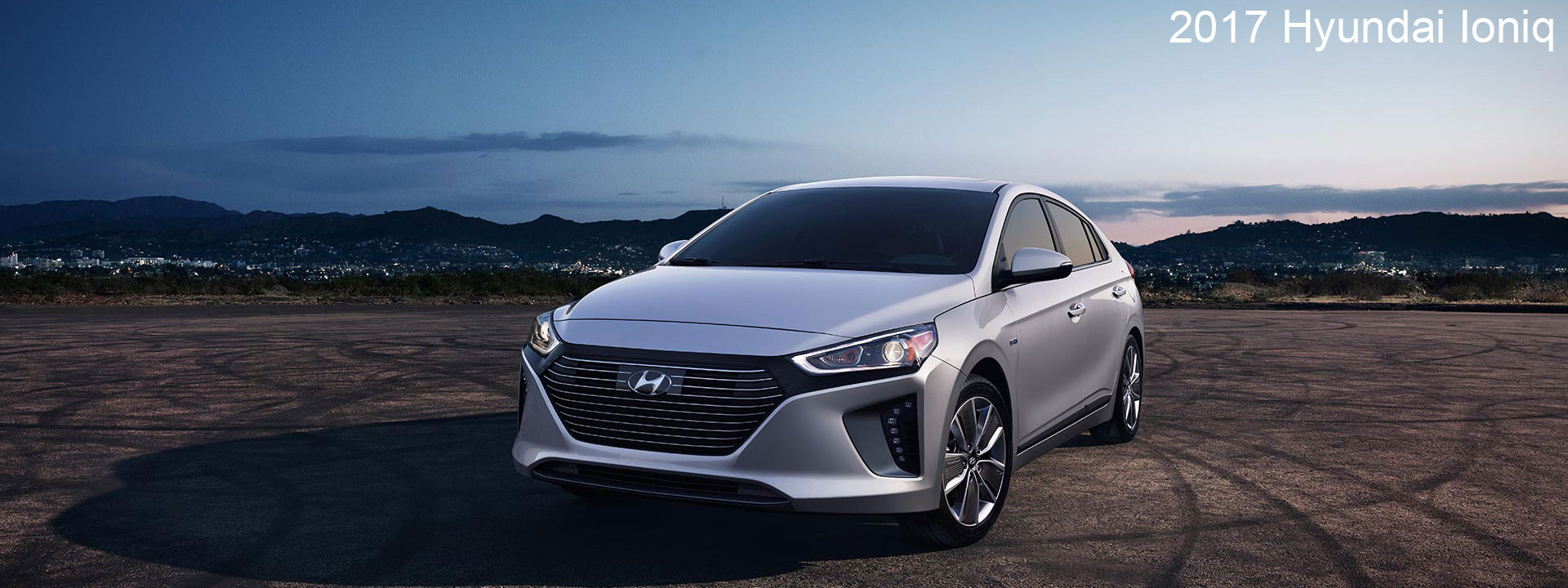 Hyundai Ioniq Palm Beach