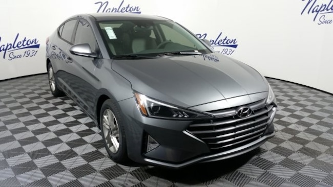 2019 Hyundai Elantra SE Sedan in West Palm Beach, FL